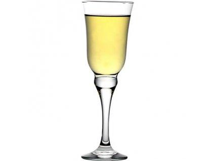 Sada skleniček na šampaňské -  200ml, 6ks, RESITAL v.22,7cm-šampus