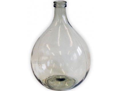 demižon 10l náhr.sklo (oplet.demižon)
