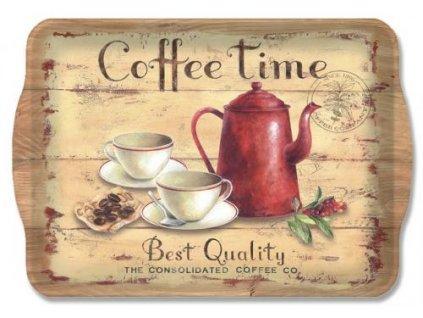Melaminový tác Coffee Company