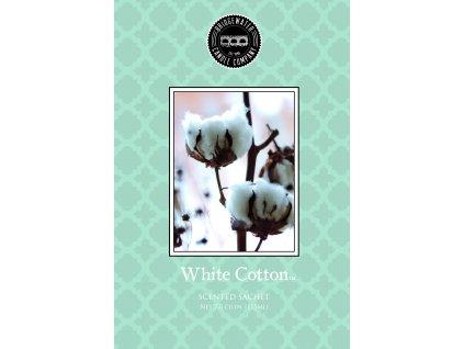 Bridgewater Candles - Vonný sáček White Cotton - 115 ml