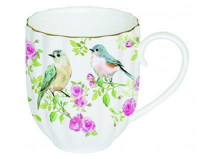 Easy Life - Porcelánový hrnek Spring Time - 300 ml