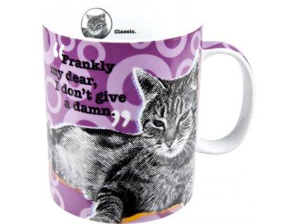 Damn - hrnek (foto kočky) - 460 ml