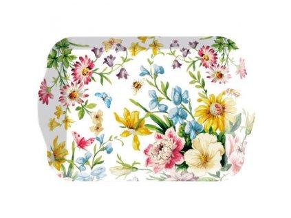 Creative Tops - Melaminový tácek English Garden mini /21*14,5 cm/
