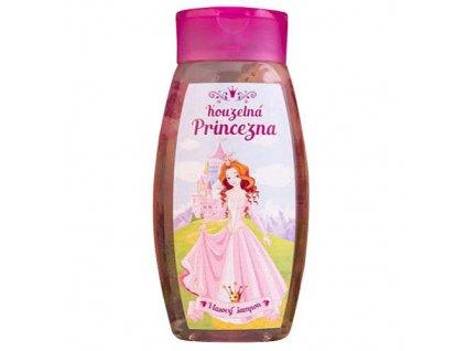 Bohemia Gifts Dětský vlasový šampon 250 ml - Princezna