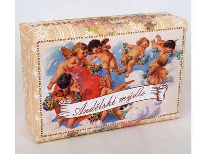 Luxusní přírodní mýdlo 200g s vůní balené - Andělské mýdlo