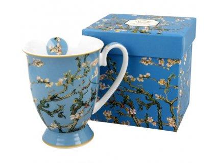 """Van Gogh""""Almond Blossom"""" - Hrnek porcelánový s dekorem 325ml v boxu"""
