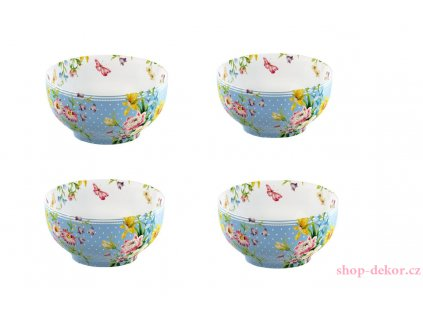 Porcelánové misky English Garden od Katie Alice