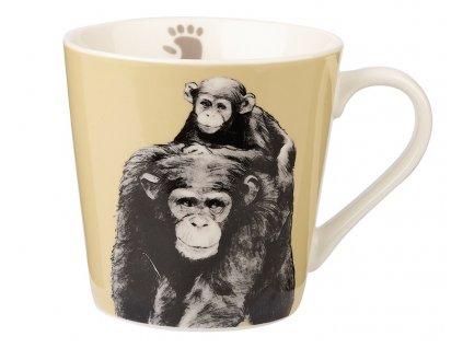 "Churchill - Porcelánový hrníček ""Chimpanz"" - 325 ml"