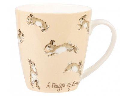 """Churchill - Porcelánový hrníček """"A Fluffle of Bunnies"""" - 360 ml"""