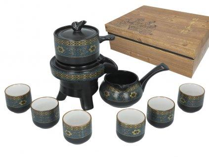 Čajová souprava pro 6 osob Orient v dárkové krabičce