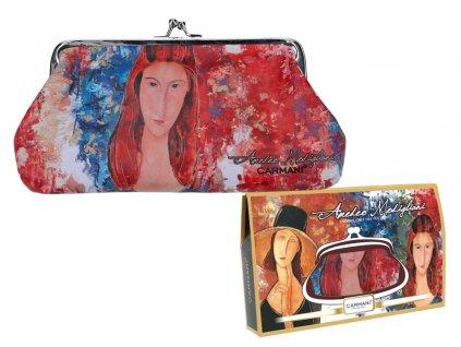 Velká peněženka A. Modigliani