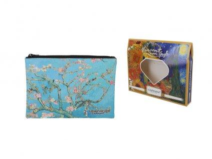 Kosmetická taštička V. Van Gogh Blooming Almond