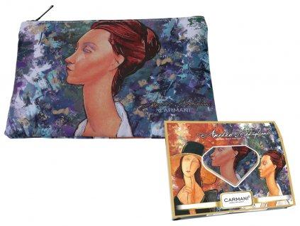 Kosmetická taštička  A. Modigliani