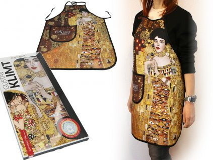 Zástěra, Gustav Klimt, Adela