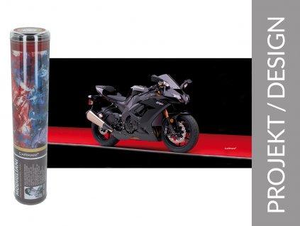 Carmani - Ručník  Ducati Corse v dárkové krabičce - 50*100 cm
