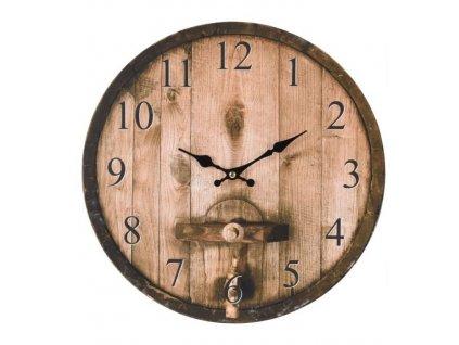 Nástěnné hodiny Sud