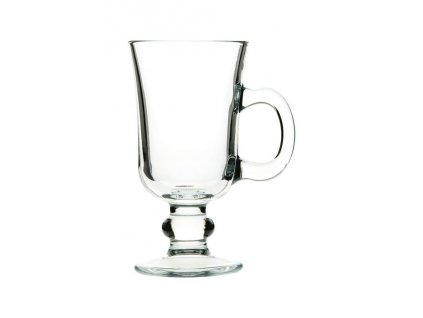 Skleničky  IRISH COFFEE, VENEZIA čiré s uchem - 2*230 ml