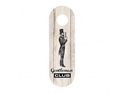 Závěs na kliku - Gentleman Club