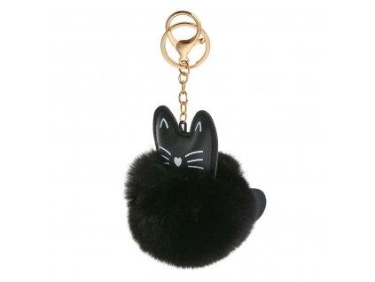 Přívěšek na klíče CAT