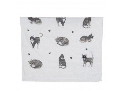 Kuchyňský ručník CATTS AND KITTENS