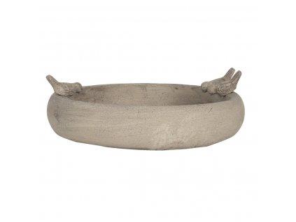 Clayre & Eef - Ptačí pítko - 40*36*13 cm