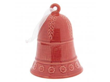Vánoční zvoneček RED