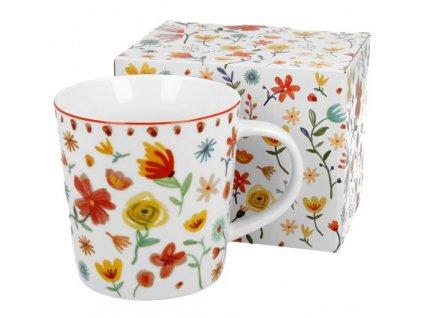 """Porcelánový hrnek v dárkové krabičce """"Pastel"""" - 450 ml"""