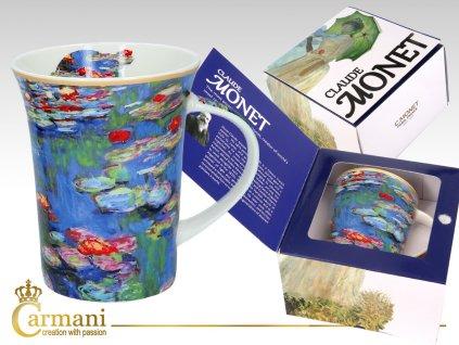 """Hrnek Monet """"Vodní Lilie"""""""