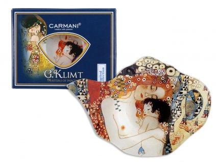 """Podčajník G. Klimt """"Mateřství"""""""