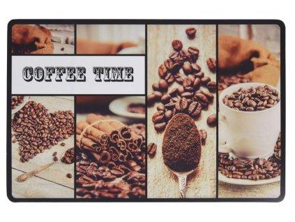 Prostírání COFFEE TIME, plast
