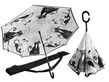Deštník Kočičí svět