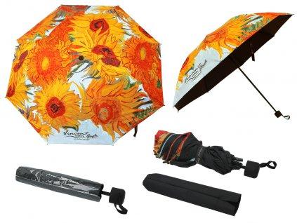 Skládací deštník V. van Gogh, Slunečnice