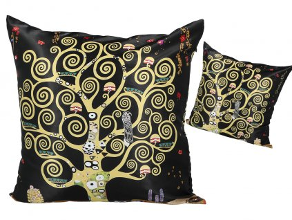 Polštář G. Klimt, The Tree of Life.