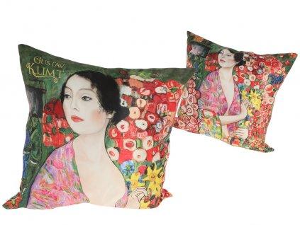 Polštář G. Klimt, Tanečnice