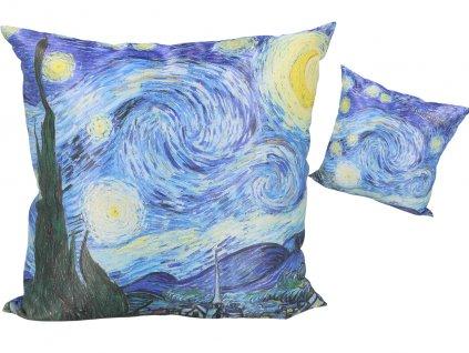 Polštář V. van Gogh, Hvězdná noc .