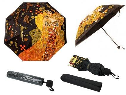 Skládací deštník G. Klimt, Adele Bloch Bauer