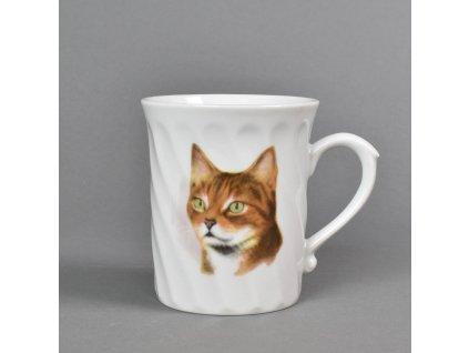 Porcelánový hrnek Richmond kočka Líza