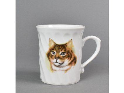 Porcelánový hrnek Richmond kočka Linda