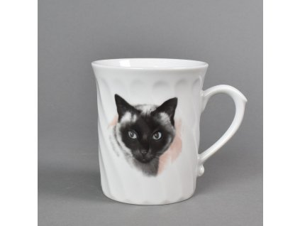 Porcelánový hrnek Richmond kočka Lenka