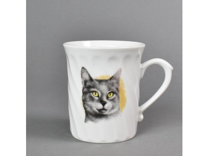 Porcelánový hrnek Richmond kočka Lora