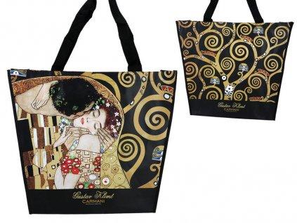 nákupní taška Gustav Klimt