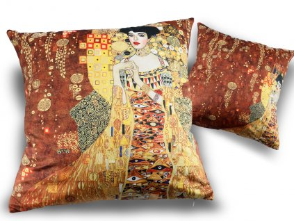 Polštář Gustav Klimt ADELA