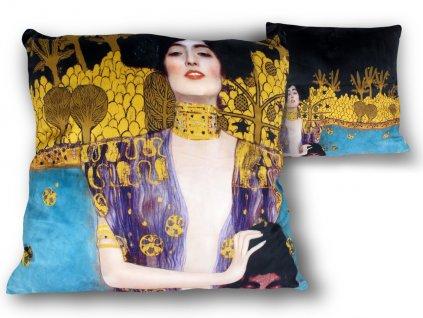 Polštář Gustav Klimt JUDITH