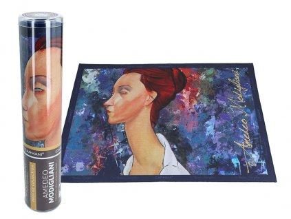 Carmani - Prostírání A. Modigliani, Lunia Czechowska - 29,5*40 cm