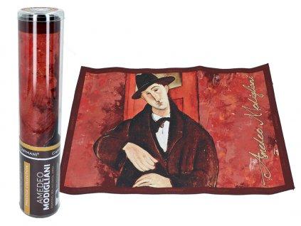 Prostírání A. Modigliani, Mario Varvogli