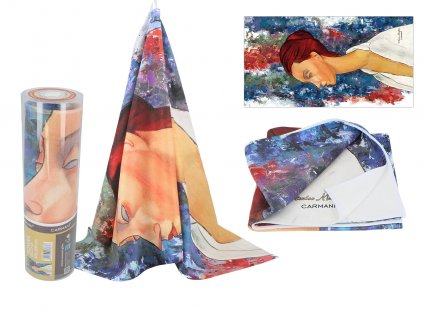 Ručník A. Modigliani, Lunia Czechowska v dárkové krabičce