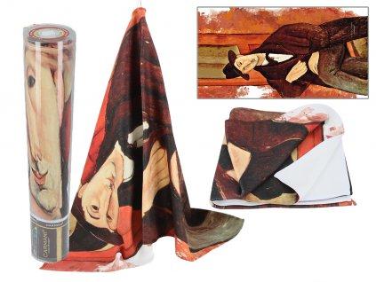 Ručník A. Modigliani, Mario Varvogli v dárkové krabičce