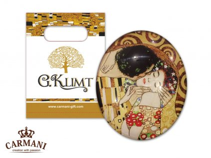 Magnet G. Klimt Polibek.