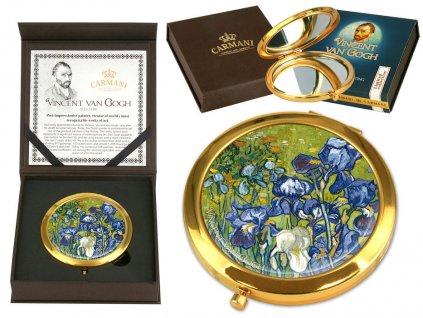 Kosmetické zrcátko Vincent van Gogh