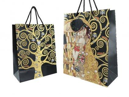Dárková taška G. Klimt, The Kiss I